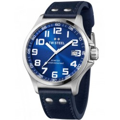 TW Steel Mens Pilot 45mm Watch TW0400