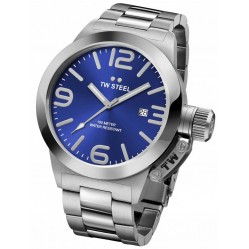 TW Steel Mens Canteen Bracelet Watch TWCB11