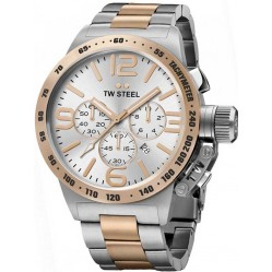 TW Steel Mens Canteen Bracelet Watch TWCB123
