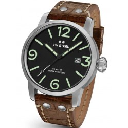 TW Steel Mens Maverick Strap Watch TWMS11