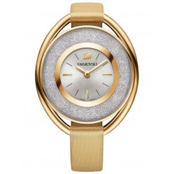 Swarovski Ladies Crystalline Gold Watch 5158972