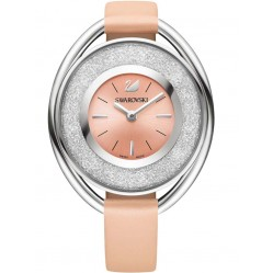 Swarovski Ladies Crystalline Pink Watch 5158546