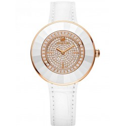 Swarovski Ladies Octea Dressy Strap Watch 5095383