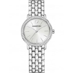 Swarovski Graceful Silver Tone Bracelet Watch 5261499