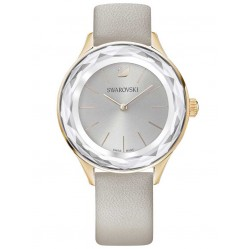 Swarovski Octea Nova Grey Watch 5295326