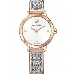Swarovski Cosmic Rock Rose Gold Bangle Watch 5376092