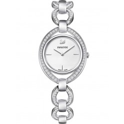 Swarovski Ladies Stella Silver Bracelet Watch 5376815