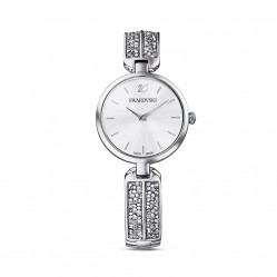 Swarovski Ladies Dream Rock Silver Dial Bracelet Watch 5519309