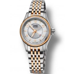 Oris Ladies Big Crown Watch 594 7680 4361-07B
