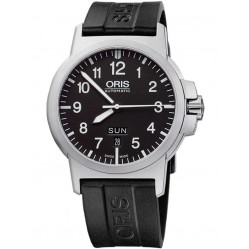 Oris Mens Big Crown Watch 735-7641-4164-07 SW