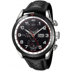 Oris Mens Calobra Limited Edition Watch 774-7661-4484-SET