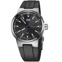 Oris Mens Williams F1 Rubber Watch 735 7716 4154-07RS