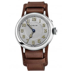 Oris Mens Big Crown 1917 Limited Edition Strap Watch 732 7736 4081-SET LS