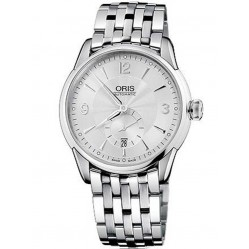Oris Mens Artelier Automatic Watch 56176874071-07B