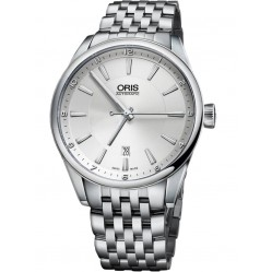 Oris Mens Artix Bracelet Watch 73376424031-07B