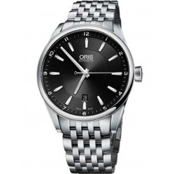Oris Mens Artix Bracelet Watch 73376424034-07B