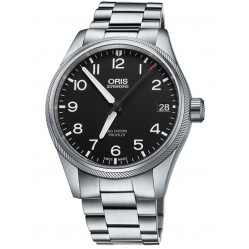 Oris Mens Big Crown ProPilot Big Date Bracelet Watch 751 7697 4164-07 8 20 19