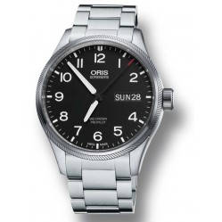 Oris Men's ProPilot Day Date Watch 751 7697 4164-07 8 20 19