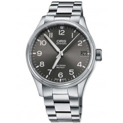 Oris Mens Big Crown ProPilot Big Date Bracelet Watch 751 7697 4063-07B