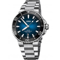 Oris Aquis Limited Edition Clipperton Bracelet Watch 733 7730 4185-SET MB