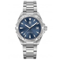 TAG Heuer Mens Aquaracer Bracelet Watch WAY2112.BA0910