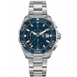 TAG Heuer Mens Aquaracer Chronograph Watch CAY211B.BA0927