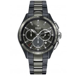 Rado Mens Hyperchrome Chronograph Watch R32024102 XXL