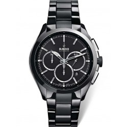 Rado Mens Hyperchrome Chronograph Watch R32275152 XXL