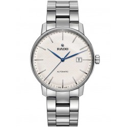 Rado Mens Coupole Classic Automatic Matt and Polished Bracelet Watch R22876013 XL