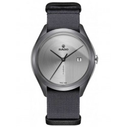 Rado Mens Hyperchrome Automatic Strap Watch R32069115 XL
