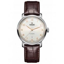 Rado Mens Diamaster Automatic Strap Watch R14077136