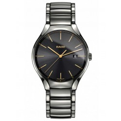 Rado Mens True Ceramic Bracelet Watch R27239152