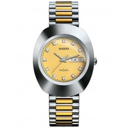 Rado The Original Two Tone Bracelet Watch R12391633