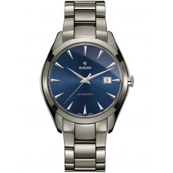 Rado Mens HyperChrome Blue Ceramic Bracelet Watch R32254202
