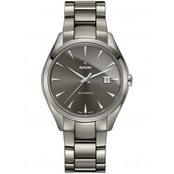 Rado Mens HyperChrome Grey Ceramic Bracelet Watch R32254302