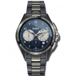 Rado Mens HyperChrome Automatic Chronograph Match Point Limited Edition Watch R32022102