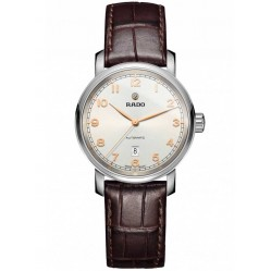 Rado Ladies DiaMaster Automatic Leather Strap Watch R14050136