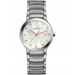 Rado Ladies Centrix Diamond Bracelet Watch R30928913