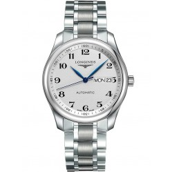 Longines Master Silver Dial Bracelet Watch L27554786