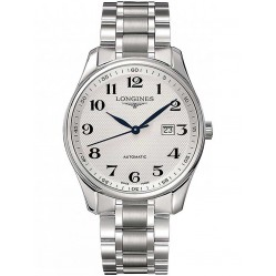 Longines Master Silver Dial Bracelet Watch L28934786