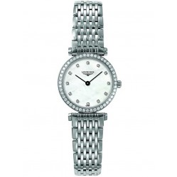 Longines La Grande Classique Diamond Set Mother of Pearl Dial Bracelet Watch L42410806