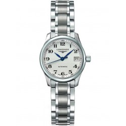 Longines Master Silver Dial Bracelet Watch L21284786