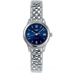 Longines Flagship Blue Dial Bracelet Watch L42744966
