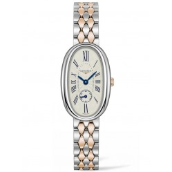Longines Symphonette Silver Dial Two Colour Bracelet Watch L23065717