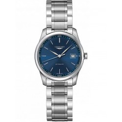 Longines Master Blue Dial Bracelet Watch L22574926