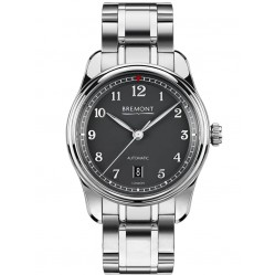Bremont AIRCO MACH 2 Anthracite Dial Bracelet Watch AIRCO MACH2/AN/BR