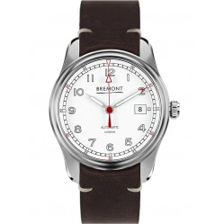 Bremont AIRCO MACH 1 Brown Leather Watch AIRCO MACH 1/WH/2018
