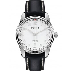 Bremont AIRCO MACH 2 Black Leather Watch AIRCO MACH 2/WH/2018