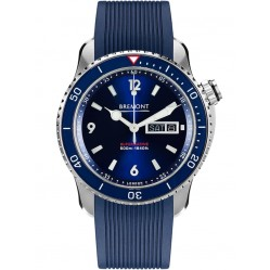 Bremont SUPERMARINE S500 Blue Diving Watch S500/BL/2018
