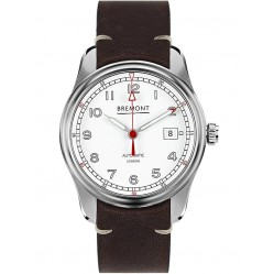 Bremont AIRCO MACH 1 Brown Leather Strap Watch AIRCO MACH 1